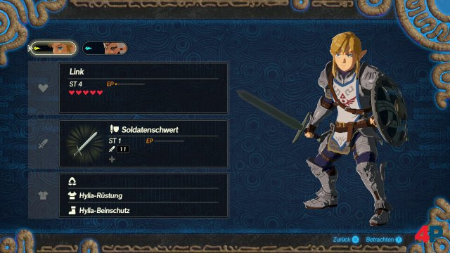 Screenshot - Hyrule Warriors: Zeit der Verheerung (Switch) 92629166