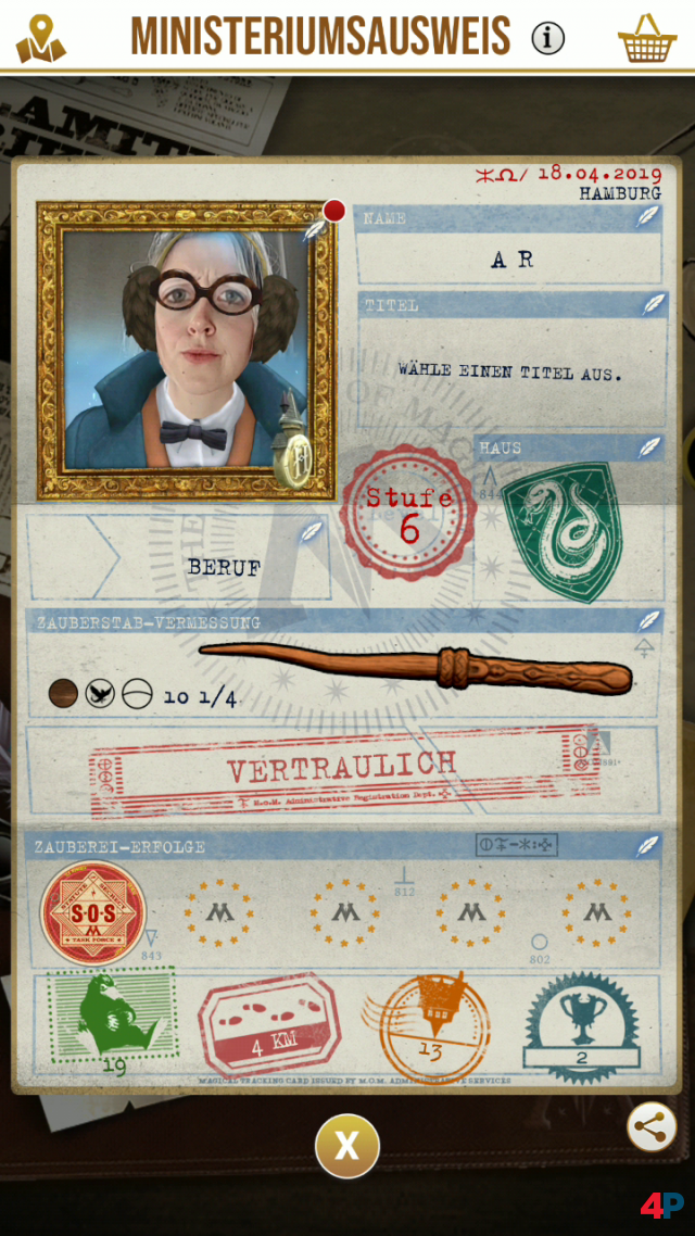 Screenshot - Harry Potter: Wizards Unite (Android) 92591260