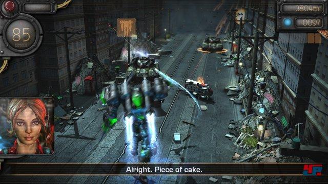 Screenshot - MechRunner (PC)