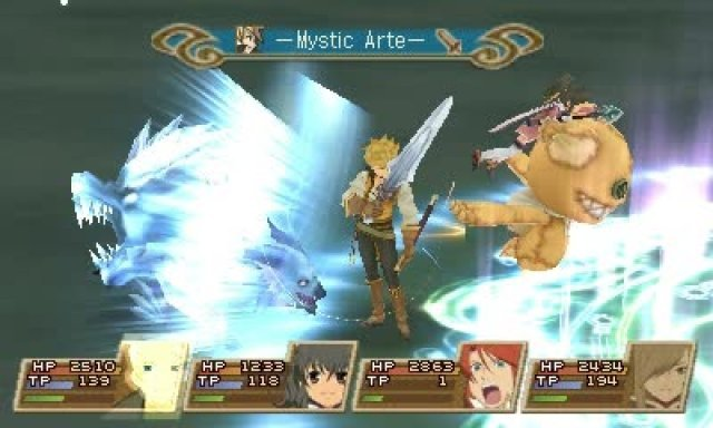 Screenshot - Tales of the Abyss (3DS) 2292437