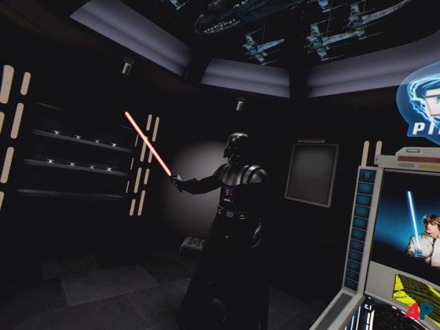 Screenshot - Star Wars Pinball VR (PlayStationVR) 92640878