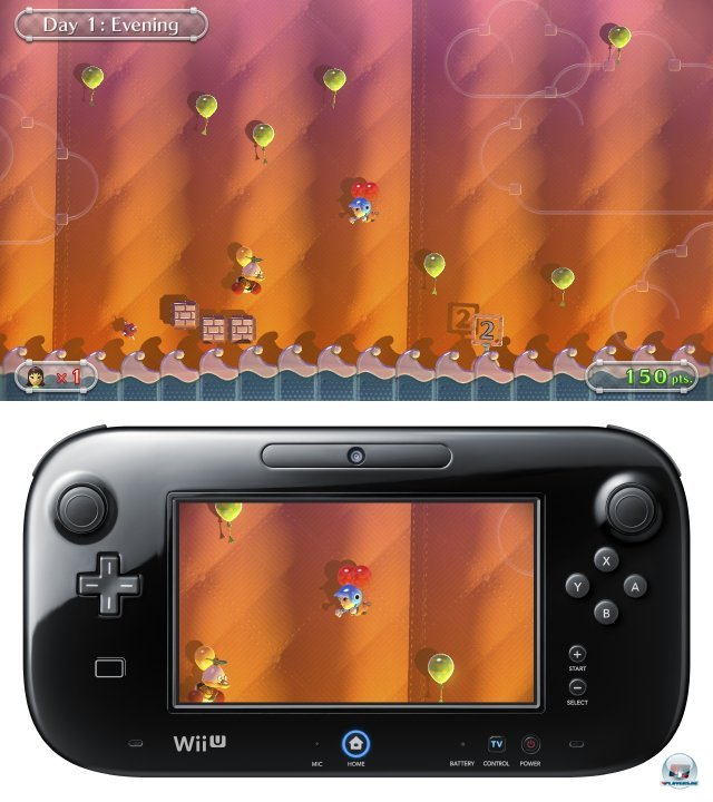 Screenshot - Nintendo Land (Wii_U)