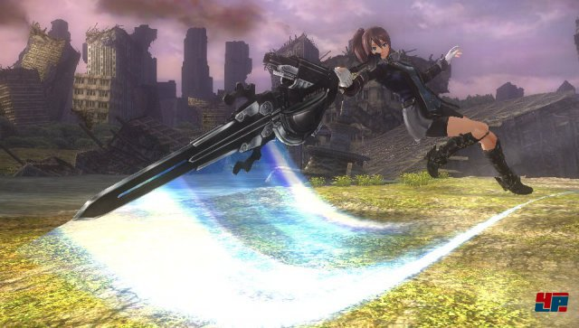 Screenshot - God Eater 2: Rage Burst (PlayStation4) 92493140