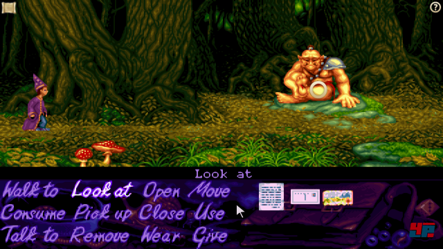 Screenshot - Simon the Sorcerer: 25th  Anniversary Edition (PC)