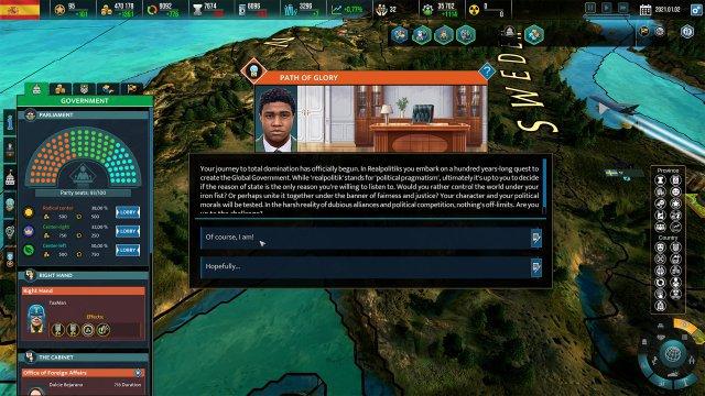 Screenshot - Realpolitiks 2 (PC)