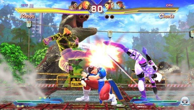 Screenshot - Street Fighter X Tekken (PS_Vita) 92404852