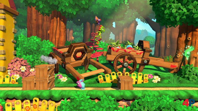 Screenshot - Yooka-Laylee and the Impossible Lair (PC) 92589546