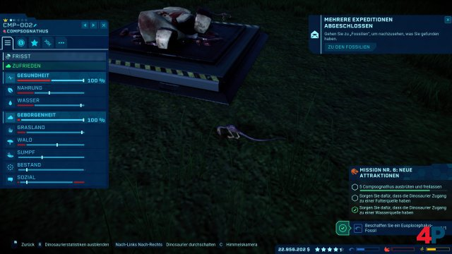 Screenshot - Jurassic World Evolution: Return to Jurassic Park (PC) 92603289