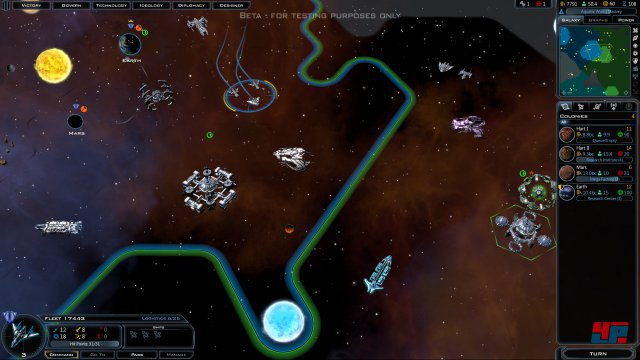 Screenshot - Galactic Civilizations 3 (PC) 92502156