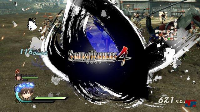 Screenshot - Samurai Warriors 4 (PlayStation4) 92492892