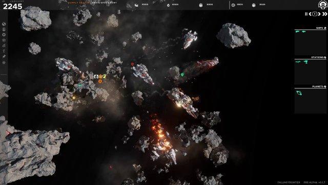 Screenshot - Falling Frontier (PC) 92640609
