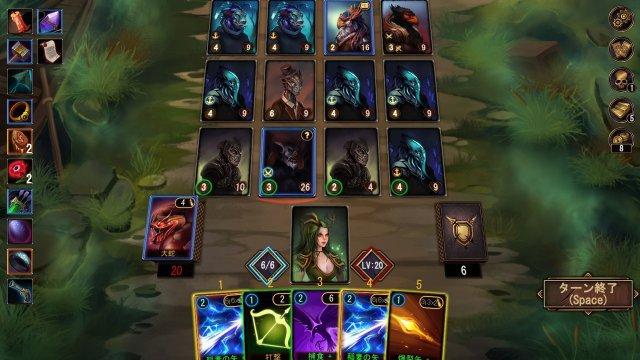 Screenshot - Blood Card 2: Dark Mist (PC) 92639983