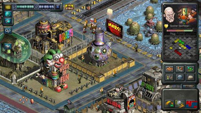 In Constructor Plus darf man auch auf anderen Planeten sein Glück versuchen - die Kartenanzahl wurde massiv aufgestockt.