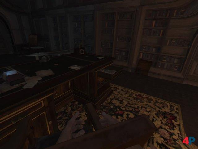 Screenshot - Layers of Fear (PS4, PlayStationVR)