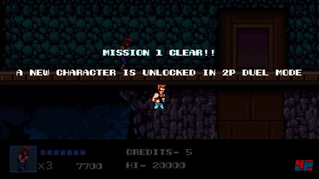 Screenshot - Double Dragon 4 (PC) 92540699