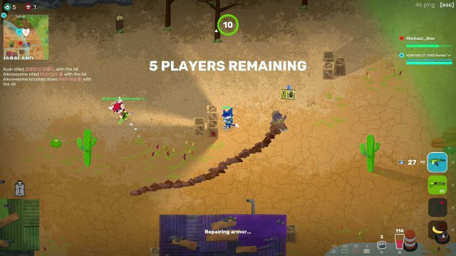 Screenshot - Super Animal Royale (PC)