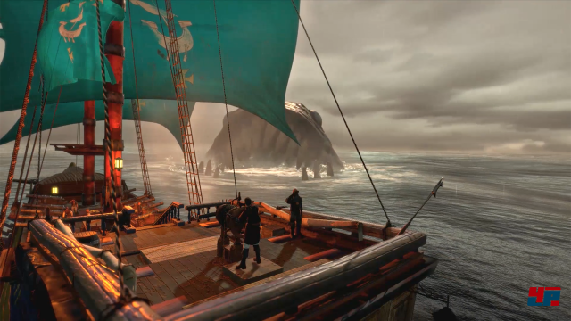 Screenshot - Man O' War: Corsair (Linux)