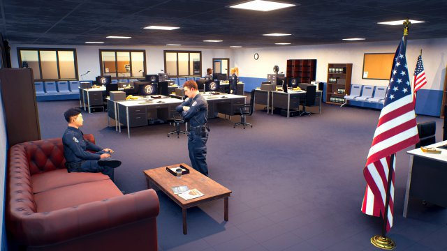 Screenshot - Police Simulator: Patrol Officers (PC) 92634566