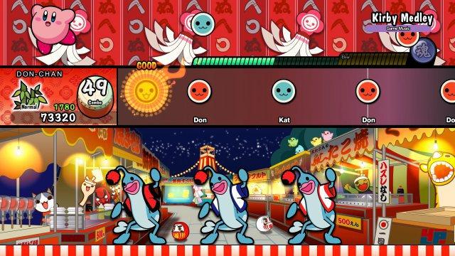 Screenshot - Taiko no Tatsujin: Drum 'n' Fun! (Switch) 92570313