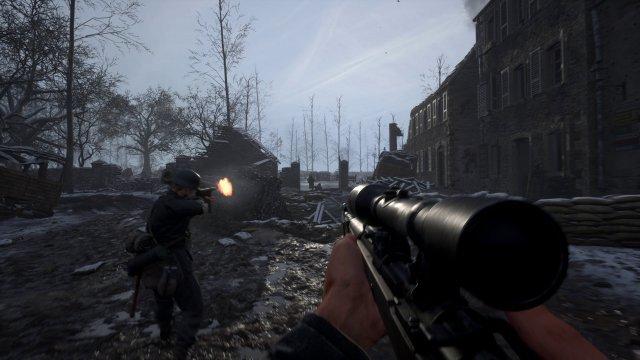Screenshot - Hell Let Loose (PC, PlayStation5, XboxSeriesX) 92650783