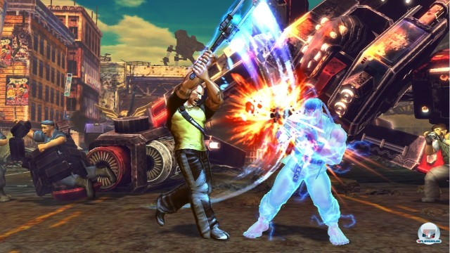 Screenshot - Street Fighter X Tekken (NGP) 2227834
