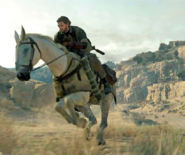 Screenshot - Metal Gear Solid 5: The Phantom Pain (360) 92506021