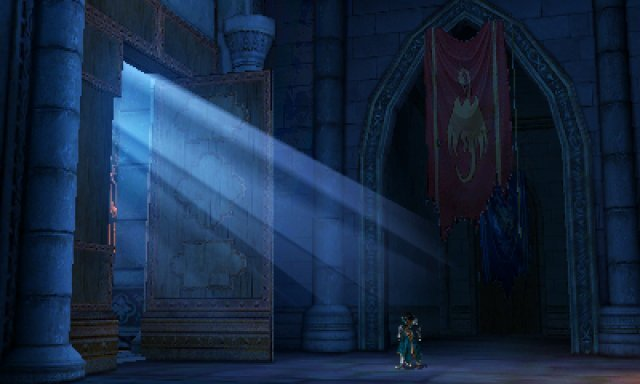 Screenshot - Castlevania: Lords of Shadow - Mirror of Fate (3DS) 92444072