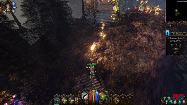 Screenshot - The Incredible Adventures of Van Helsing: Final Cut (PC) 92516032