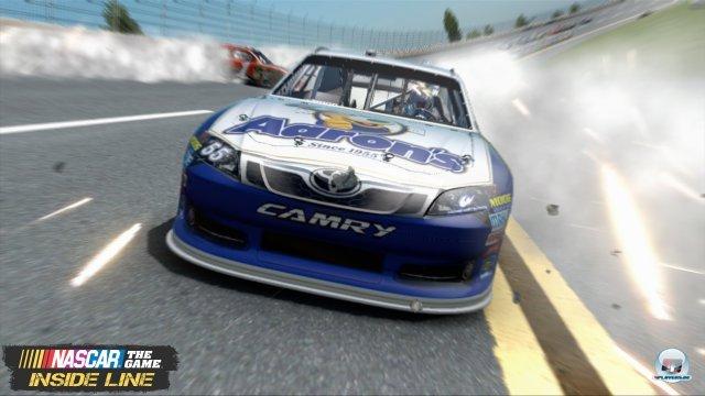 Screenshot - NASCAR The Game: Inside Line (360) 92418562