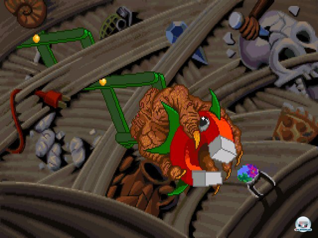 Screenshot - Sam & Max Hit the Road (PC) 92431732