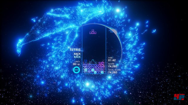 Screenshot - Tetris Effect (PS4)
