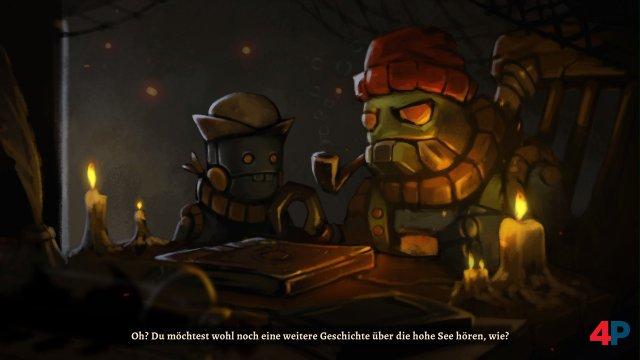 Screenshot - SteamWorld Quest: Hand of Gilgamech (PC) 92590768