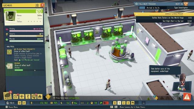 Screenshot - Evil Genius 2: World Domination (PC) 92638257