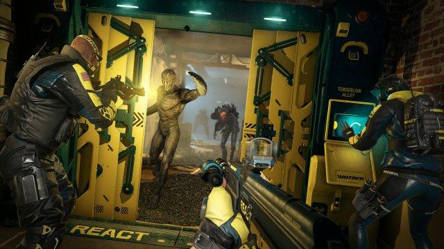 Screenshot - Rainbow Six Extraction (PC, PS4, One)