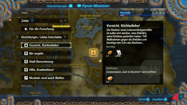 Screenshot - Hyrule Warriors: Zeit der Verheerung (Switch) 92629179
