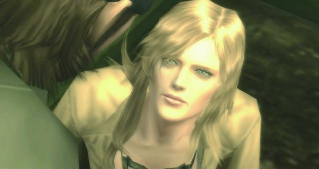 <i>Metal Gear Solid 3</i><br><br>Eva ist eine Spionin der Chinesen! 1743888