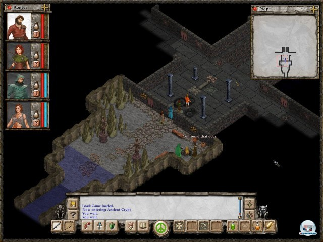 Screenshot - Avernum: Escape from the Pit (PC) 2242317