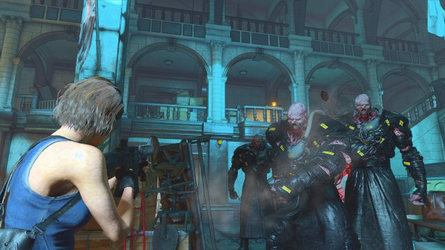 Screenshot - Resident Evil Re:Verse (PC, PS4, PlayStation5, One, XboxSeriesX)