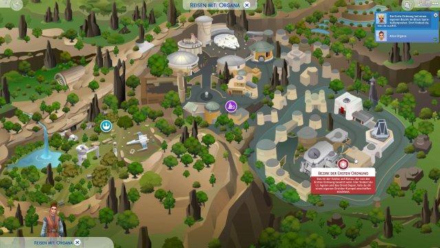Screenshot - Die Sims 4 Star Wars: Reise nach Batuu-Gameplay-Pack (PC) 92624184