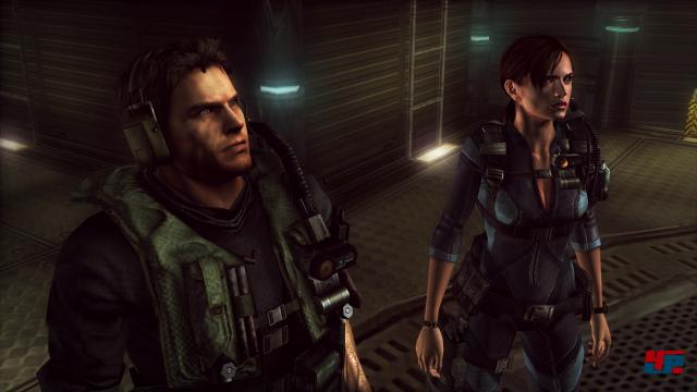 Screenshot - Resident Evil: Revelations (PS4) 92552481