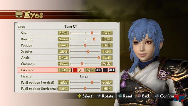 Screenshot - Samurai Warriors 4 (PlayStation4) 92492890