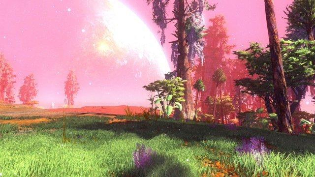 Screenshot - Planet Nomads (Linux)