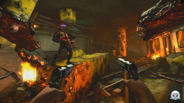 Screenshot - The Darkness II (360) 2318062