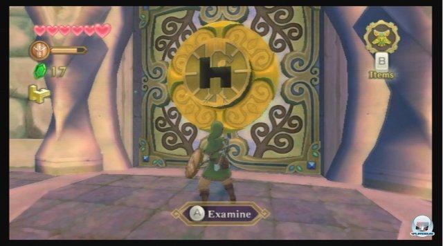 Screenshot - The Legend of Zelda: Skyward Sword (Wii) 2276502