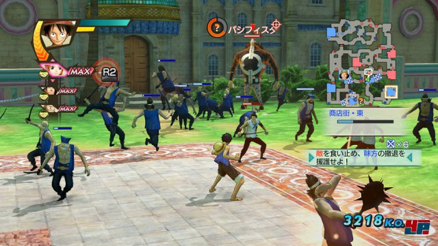 Screenshot - One Piece: Pirate Warriors 3 (PC) 92501473