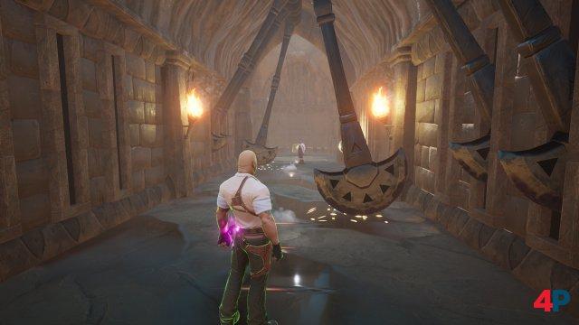 Screenshot - Jumanji: Das Videospiel (PC)