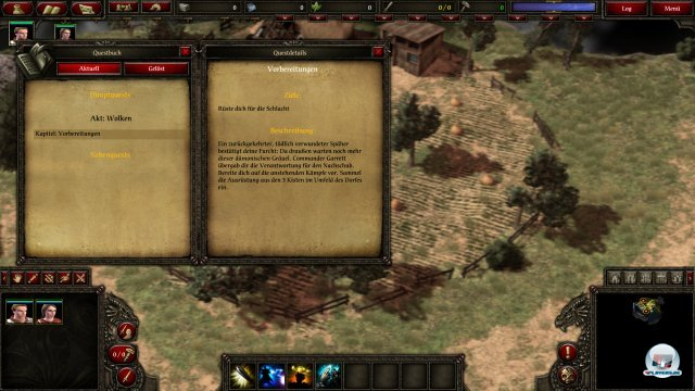 Screenshot - Spellforce 2 : Faith in Destiny (PC)