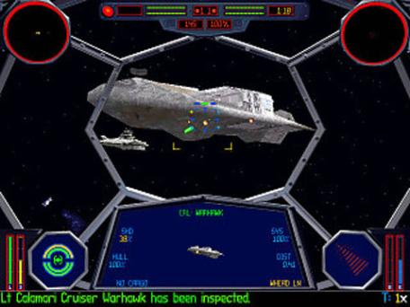 <b>X-Wing</b><br><br>Weder Schauplatz noch Geschichte bedürfen wohl einer genauen Beschreibung: LucasArts Star Wars-Ableger gehört nicht nur wegen des Namens zu den ganz Großen. Taktische Raumkämpfe und abwechslungsreiche Missionen zeichnen den in Ehren ergrauten Oldie aus. New Schooler würden wahrscheinlich die Hände über dem Kopf zusammenschlagen, wenn sie auch nur mit der Energieverteilung konfrontiert würden – herrlich! Interessanterweise sahnte allerdings jene Fortsetzung den größten Ruhm ein, die den X-Flügler nicht einmal im Namen hatte: Tie Fighter hieß der zweite Teil, mit dem sich Flugkünstler Lawrence Holland ein Denkmal setzte. Spätere Episoden konnten das hohe Niveau durchaus halten - aber niemals übertreffen. Immerhin: In X-Wing Alliance, der vorerst letzten Episode, durfte man endlich auch mal das Gegenstück zu Han Solos Flaggschiff auf eine Spritztour ausführen! 2059393