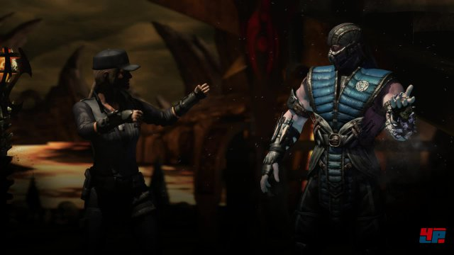 Screenshot - Mortal Kombat X (PlayStation4)