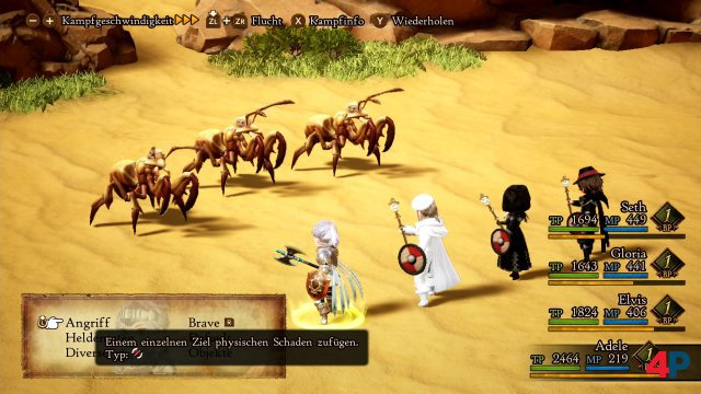 Screenshot - Bravely Default 2 (Switch) 92635820